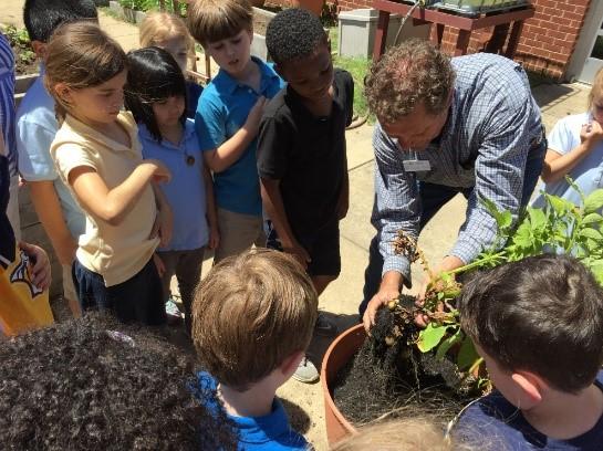 Davidson County School & Community Garden Coordinator
