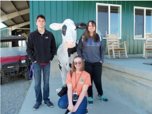 2018 State 4-H Dairy Products