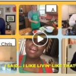 Carla Hall Rap Video