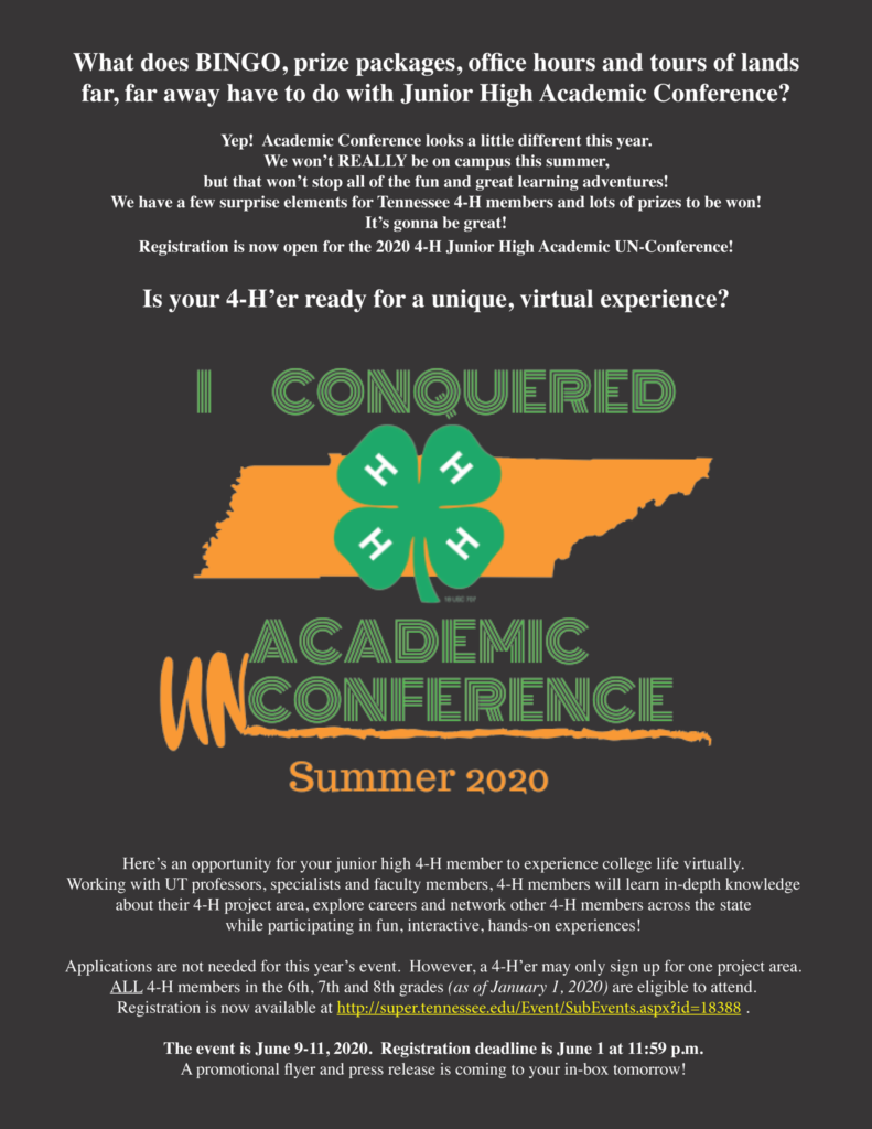 Register for Academic Un-Conference