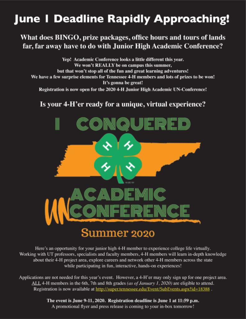 Academic Un-Conference 2020