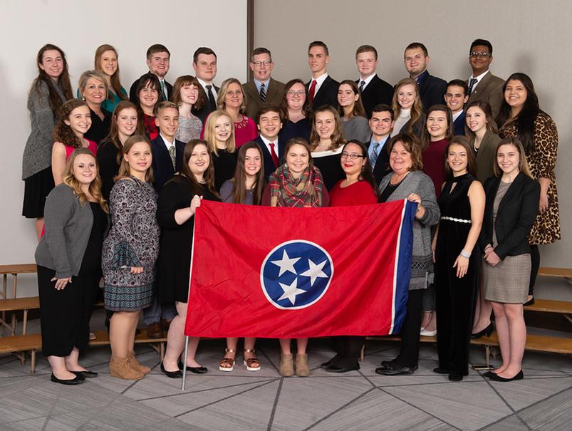 Western National Roundup - Collegiate Delegation