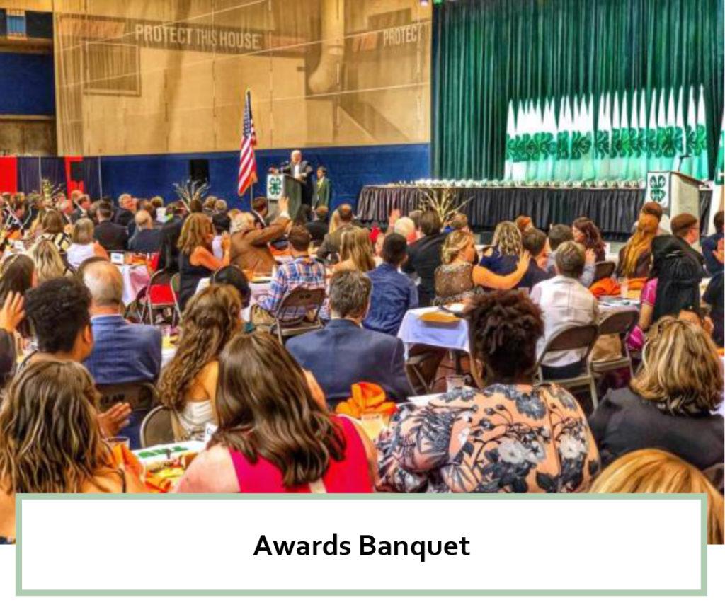 2018 Roundup - Awards Banquet
