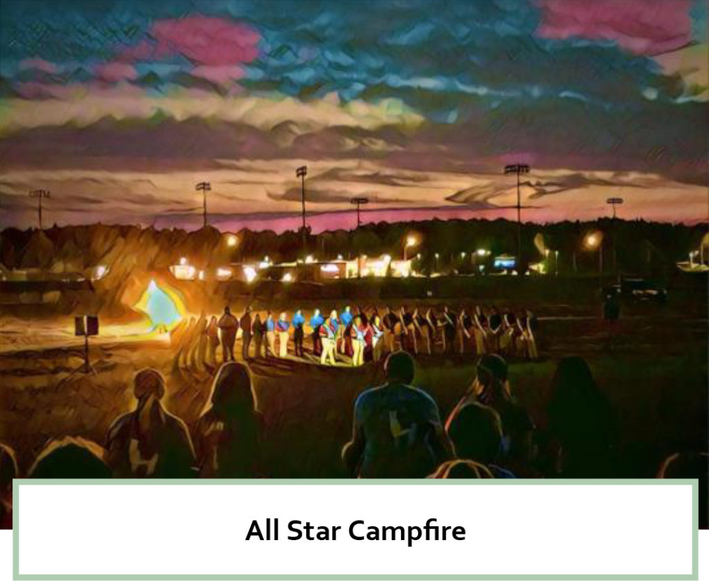 2018 Roundup - All Star Campfire