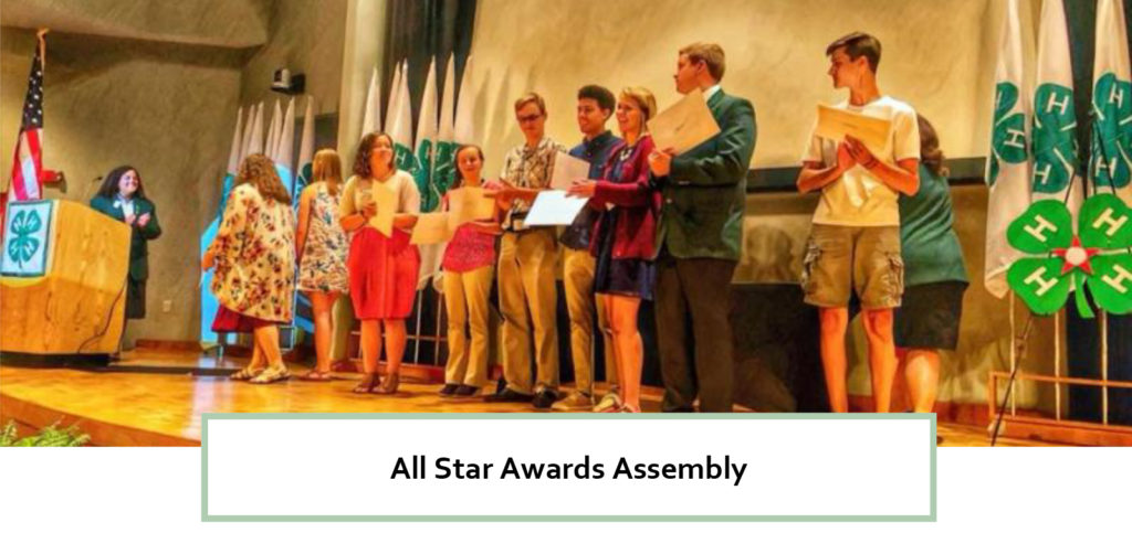 2018 Roundup - All Star Awards Assembly