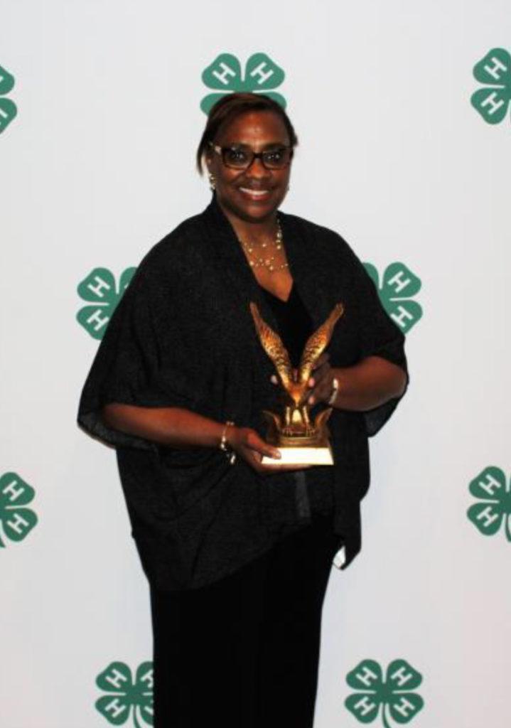 2018 TAE4-HW Service Award Winners - American Spirit Award Lynn Brookins,Western Region