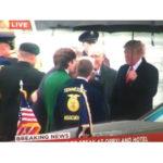 President Trump @ AFBF Convention