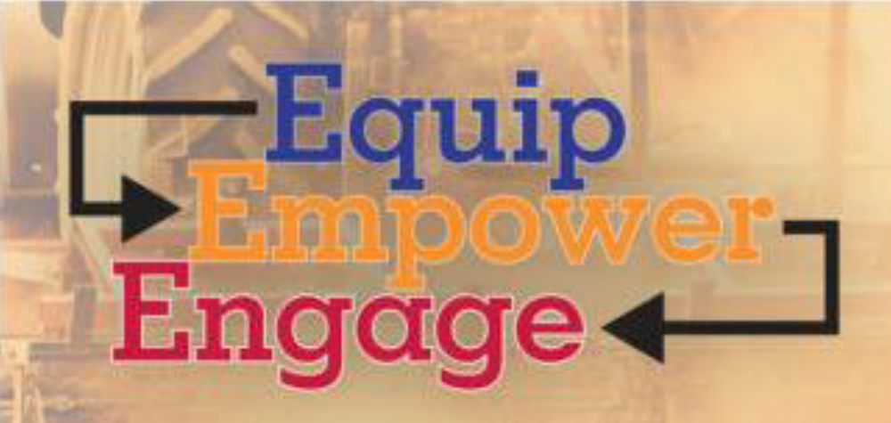 Equip Empower Engage