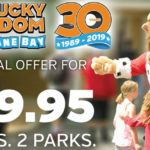 Kentucky Kingdom and Hurricane Bay