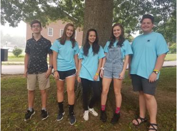 McNairy 4-H Forestry Judging at National Competition