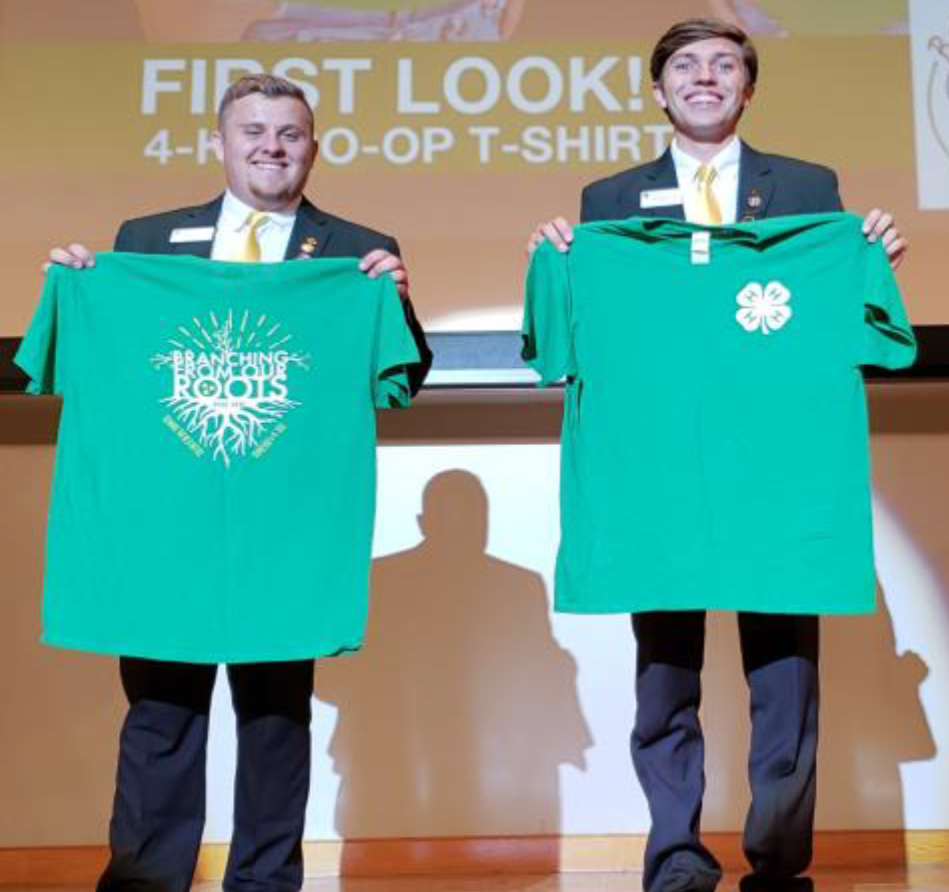 New Co-op Partnership Profitable for County 4-H Programs