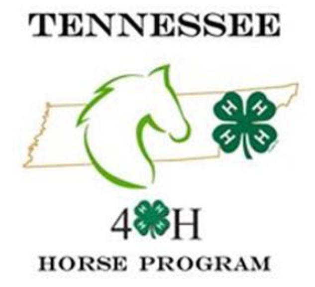 Tennessee 4-H Horse Program