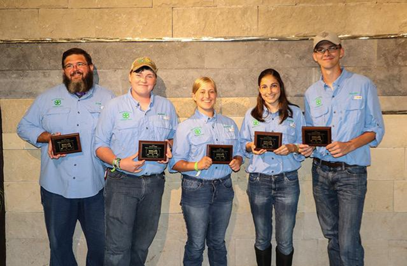 Sumner County 4-H Wins National 4-H Wildlife Judg- ing Contest
