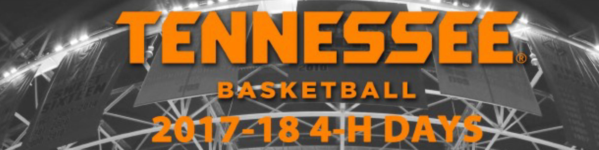 Tennessee Basketball 4-H Days
