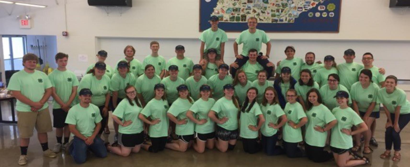 4-H Camp Staff