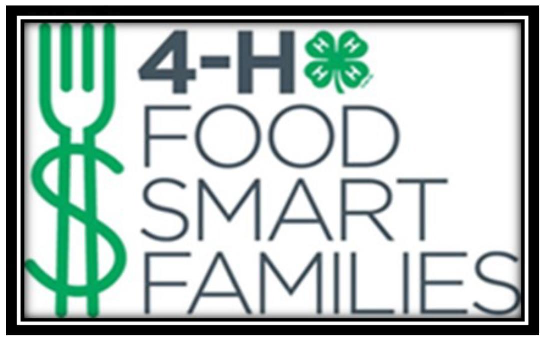 4-H Food Smart Families