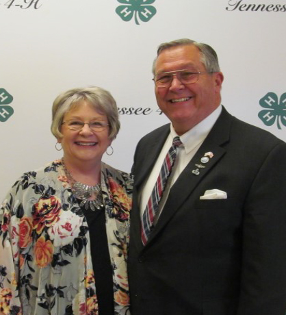 Anderson County 4-H Agriculture Hall of Fame - Rep. John and Liz Ragan