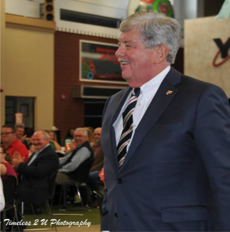Anderson County 4-H Agriculture Hall of Fame - Lt. Governor Randy McNally