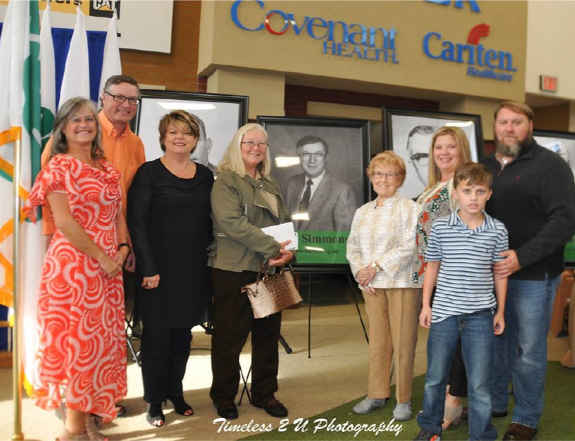 Anderson County 4-H Agriculture Hall of Fame - Simmons Family