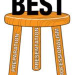 B.E.S.T. Leg 2 Offeredthis Fall in Jackson - Preparation, Presentation, Professionalism