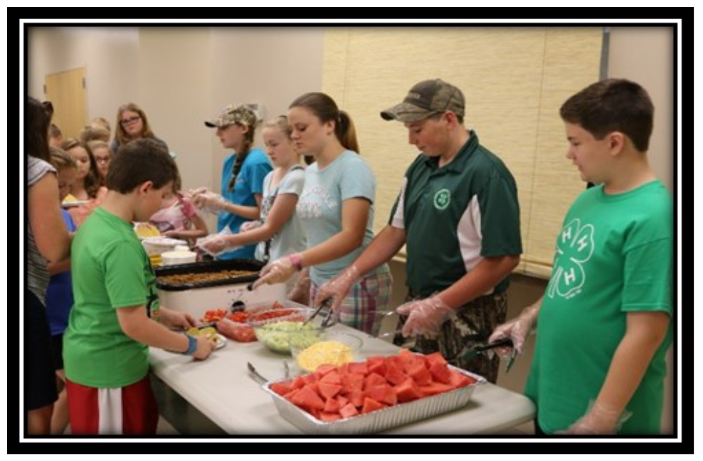 CURRENT GRANT PROJECTS - Food Smart Families in Bedford County