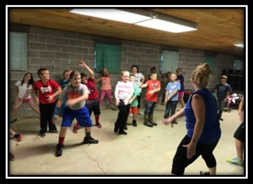 HEALTHY LIFESTYLES IN POLK COUNTY - Healthy Horizons is a day camp program fo- cusing on healthy lifestyles education including being physically active, making healthier food choices, and remaining tobacco free.