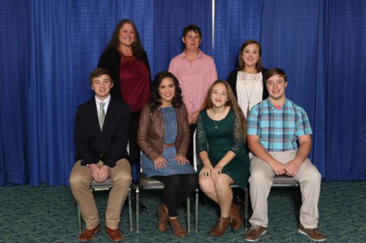 Henry County Livestock Judging Team Takes 8th in Nation