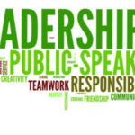 National 4-H Week - Leadership, Public-Speaking, Creativity, Teamwork, Responsibility, Friendship, Communication