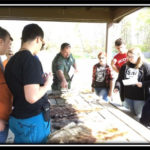 Current Grant Projects: Scott County[4-HMentoring Program]- The youth involved in the 4-H Mentoring Program got an opportunity to explore the natural world a little more in depth.