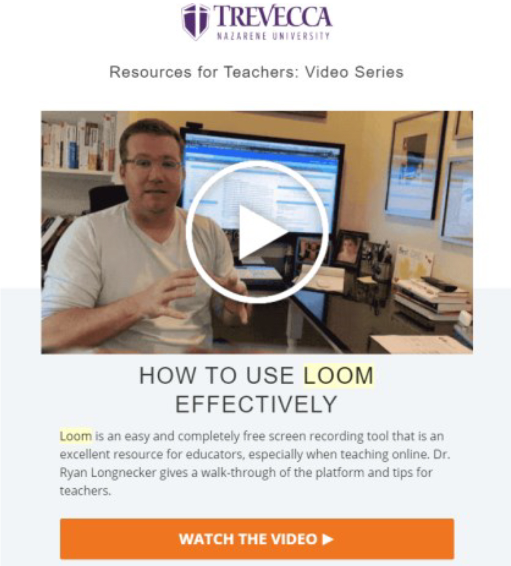 How to use Loom Effectively