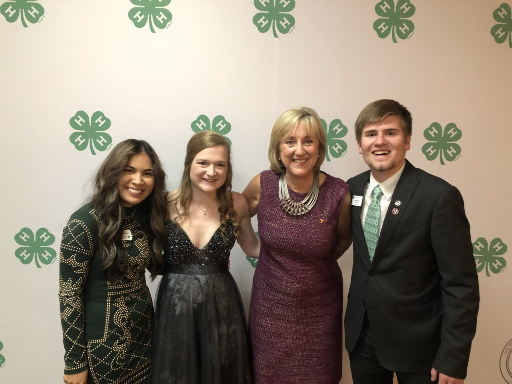 Tennessee 4-H Roundup and All Star Conference