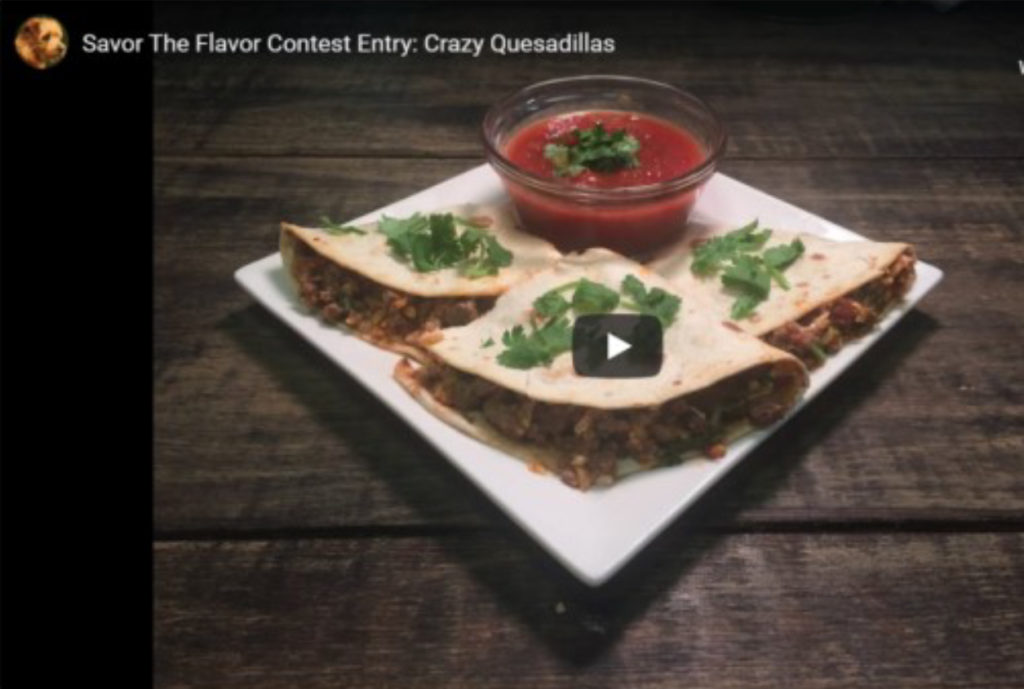 Savor the Flavor Contest Results