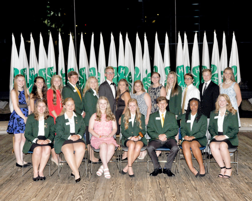 State 4-H Council Roundup Elections 2019 - 2020