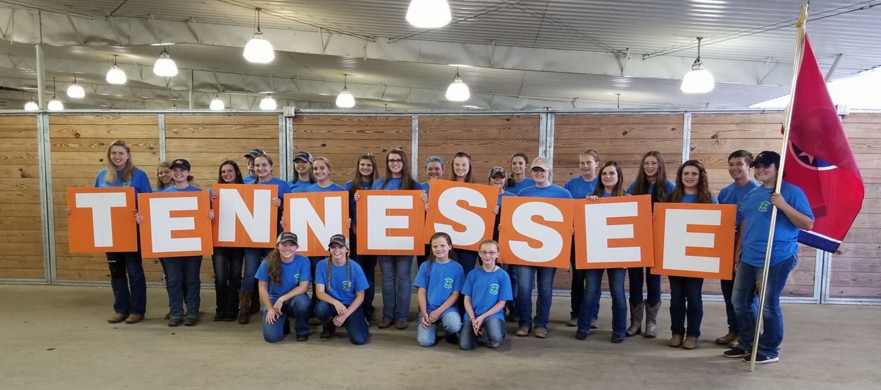 Tennessee 4-H Members Excel at Southern Regional Horse Championships