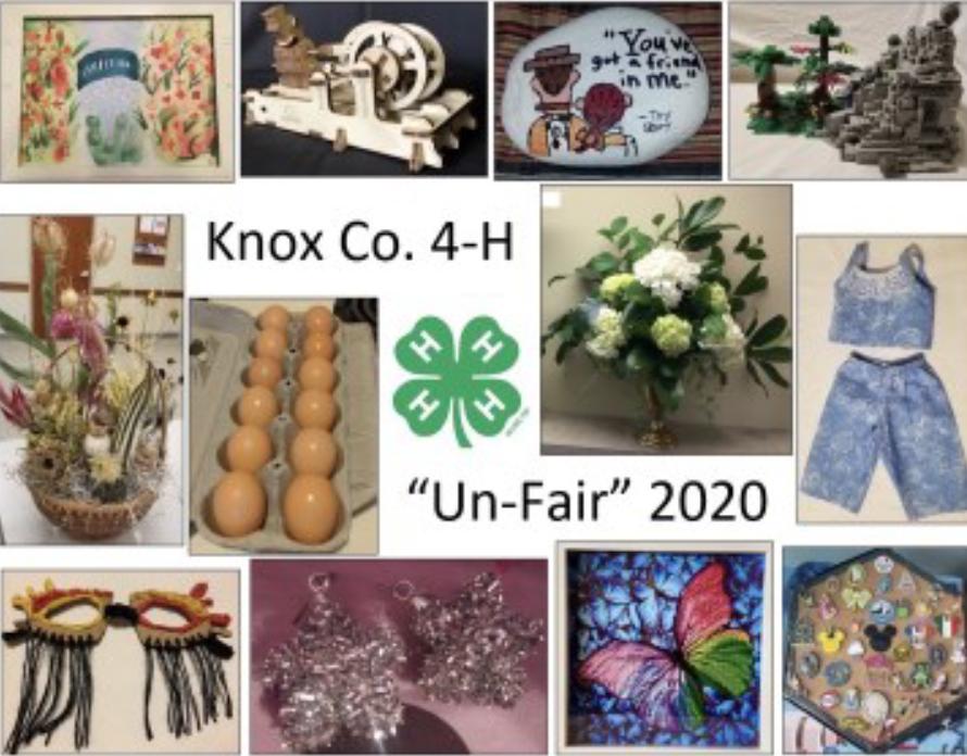 Knox Co. 4-H Un-Fair 2020