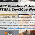 Cow2Cup Workshop