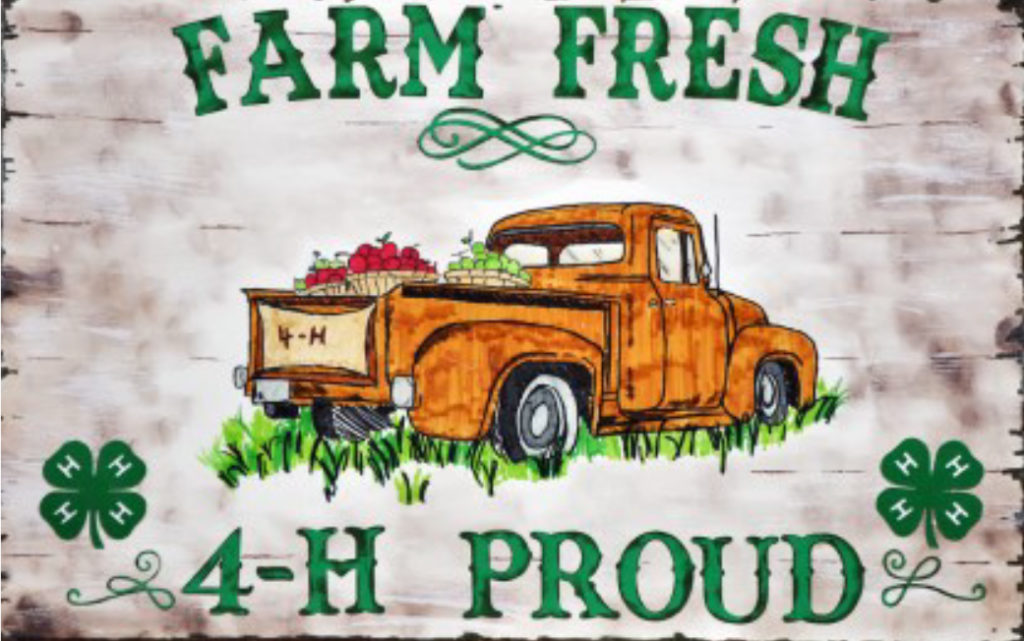 Farm Fresh 4-H Proud