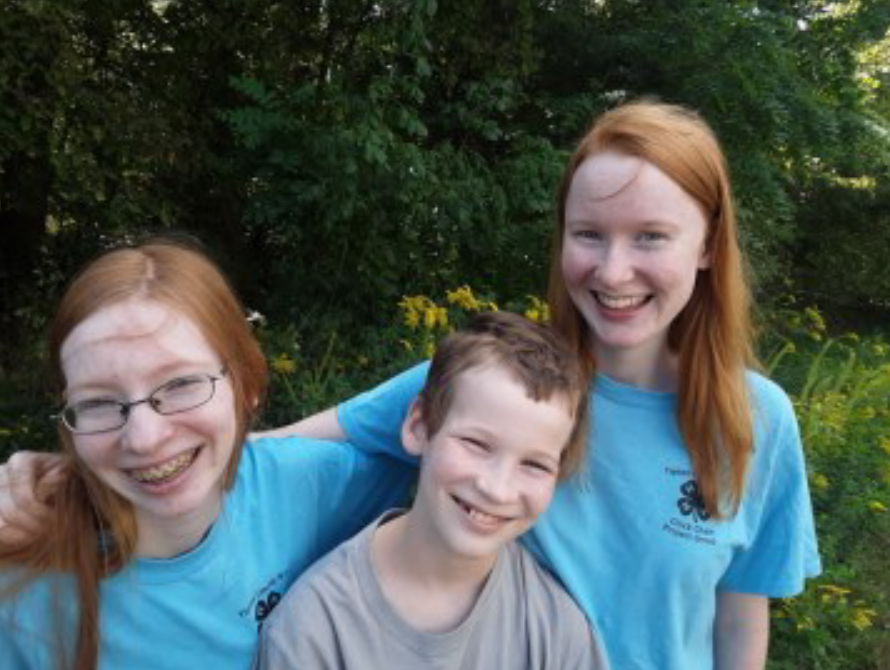 Fritz Family Selected for 2020 Hale Master 4-H Family Award
