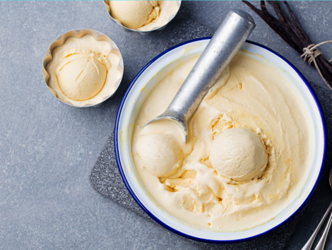 Dairy Cooking Demo: Ice Cream